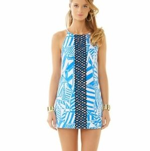 Lilly Pulitzer Annabelle Shift Dress Size 2
